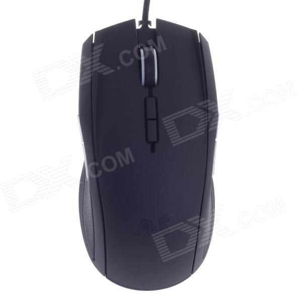 Razer Taipan USB 2.0 Wired 8200dpi Dual Sensor System Laser Gaming Mouse - Black (200cm-Cable)