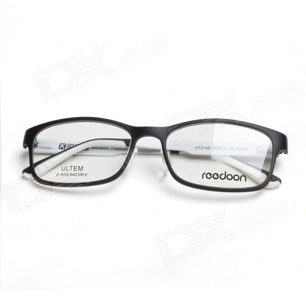 Glasses Frame Black And White : Reedoon UT2148 Lightweight Glasses Frame - Black + White ...