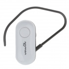ROMAN R6280 Anti Radiation Stereo Business Bluetooth Headset - White + Black