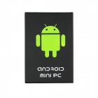 Quad-Core Android 4.2 Mini PC Google TV Player avec 2 Go de RAM / 16 Go ROM / Bluetooth - Noir
