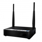 Measy 1080P Dual Core Android 4.2.2 Mini PC Google TV Player w/ 1GB RAM / 4GB ROM / 4K / 3D - Black