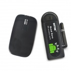 DITTER T1 Quad-Core Android 4.2 Google TV HD Player 1GB RAM / 8GB ROM + Wireless Mouse - Black