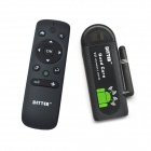 DITTER T7  A31 Quad-Core Android 4.2 Google TV HDPlayer w/ 1GB RAM, 8GB ROM, HDMI - Black