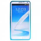 Protective Aluminum Alloy Bumper Frame for Samsung Galaxy Note 3 N9000 - Light Blue