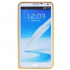Protective Aluminum Alloy Bumper Frame for Samsung Galaxy Note 3 N9000 - Golden