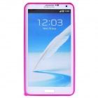 Protective Aluminum Alloy Bumper Frame for Samsung Galaxy Note 3 N9000 - Deep Pink