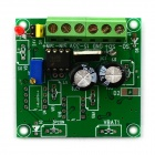Jtron PWM Turn To 0~10V Module / PLC Industrial Interface Conversion Module - Green