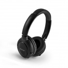 DAZA D110BT Stereo Wireless Bluetooth V2.0 MP3 Headphones w/ TF / Mic / FM Radio - Black
