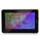 "HL6 7.0"" Capacitive Android 4.2 Quad Core Tablet PC w/ 1GB RAM, 8GB ROM, Wi-Fi, Camera - Black"