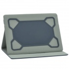 Universal Protective PU Case w/ Stand for 8.9''-10.1'' Tablet - Blue