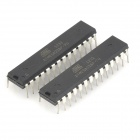 Aaron1 ATMEGA328P-PU Microcontroller Chip for UNO R3, UNO, 328 (2PCS)