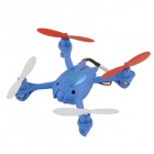 A131012001 Four-Channel Four Axial R/C Remote Control Aircraft - Deep Blue