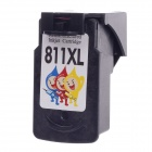 HONINK 811XL Color Ink Cartridge for MP245 / MP26 / MP / MP258 / MP496 - Black