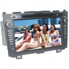 "LsqSTAR 8 ""Android 4.0 DVD-плеер автомобиля W / GPS, TV, RDS, Bluetooth, PIP, SWC, 3D-интерфейс, Dual Zone для CRV"