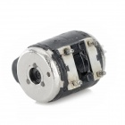 6mm Micro 2-Phase 4-Wire Stepper Motor - Black (5 PCS)