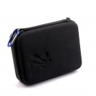 PANNOVO G-132 Camera Storage Case Bag for GoPro HD Hero3+ / HERO3 / HERO2 / SJ4000 - Black