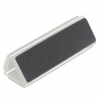 XUEMALI Nail Polish File - White + Grey + Black
