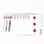 Poker Magic Magia Atrezzo - multicolor (10 PCS)