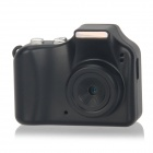 S-117 2.0 MP Mini Digital Camera / Video / PC Camera - Black