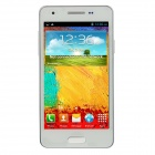 "RSTM01 MTK6572 Dual-Core Android 4.2.2 WCDMA 3G Phone w/ 4.3"", Wi-Fi, FM, GPS - White"
