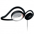 Philips SHS390/98 Neckband Wired Headphone for Music/Outdoor