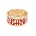 Fashionable Resplendent Noblewoman Bangle - Rose