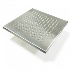 "8 ""El baño de cobre colorida Ducha Top Square Head - Plata"
