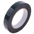 Sponge Double-sided Sticky Tape for RC Equipment / Electric Appliance - Black (15m x 20mm)