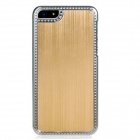 Plated Metal Protective Case for Iphone 5C - Golden
