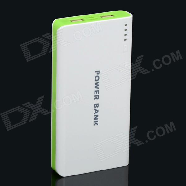 BP 15600mAh Portable High-Quality Mobile Power Bank - White   ...