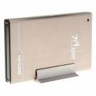 "2.5"" PATA/SATA USB 2.0 HDD Enclosure with Carrying Pouch"