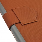 Angibabe Super Slim Flip Stand Cover Leather Case for Ipad AIR / Ipad 5 - Brown