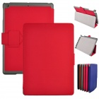 Angibabe Super Slim Flip Stand Cover Leather Case for Ipad AIR / Ipad 5 - Red