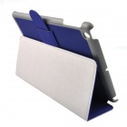 Angibabe Super Slim Flip Stand Cover Leather Case for Ipad AIR / Ipad 5 - Dark Blue