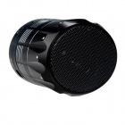 S12 Mini Wireless Bluetooth V3.0 Speaker w/ TF Card Reader - Black