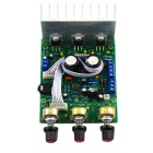 TDA2030A 2.1 3-Channel / Finished Subwoofer Amplifier Board/ Compatible with LM1875