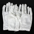 Fire Gloves Magic Props - White
