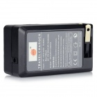DSTE EN-EL12 Battery & Charger for Nikon Camera - Black