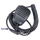 Baiston Walkie Talkie Handheld Microphone - Black