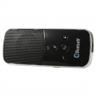 LSON LB3 Car Bluetooth V3.0 Hands-Free Multipoint Speakerphone - Black