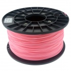 Heacent P175P 3D Printers Dedicated 1.75mm Filament ABS Print Materials - Pink (1kg)