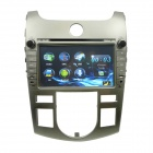 "LsqSTAR 8"" Android 4.0 Car DVD Player w/ GPS, TV, RDS, BT, Wi-Fi, PIP, SWC, 3D-UI for Kia CERATO(AT)"