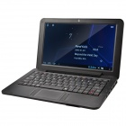 "VIA8850 9.0"" Android 4.1 Netbook w/ 1GB RAM, 4GB ROM, Wi-Fi, Camera, SD - Black"