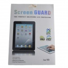 "Protective Clear Screen Protector Guard Film for Samsung P5100 10.1"" Tablets - Transparent"