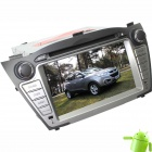 "LsqSTAR 7"" Android 4.0 Car DVD Player w/ GPS, TV, RDS, BT, Wi-Fi, PIP, SWC, Radio, 3D-UI, Dual Zone"