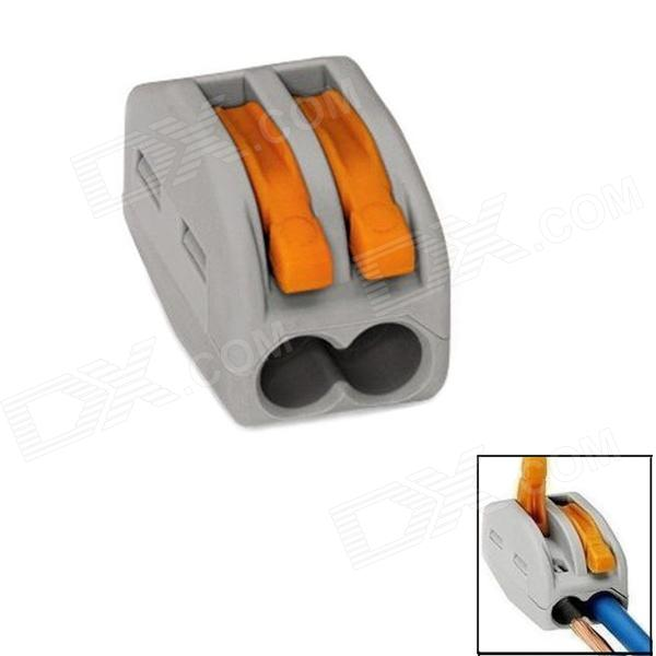 Building Universal Terminal Block / Household Wiring Connector / Quick Connector 2 Holes (5 PCS)