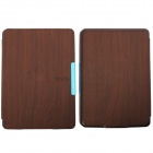 Protective PU Leather Case Cover w/ Auto Sleep for Amazon Kindle Paperwhite - Brown