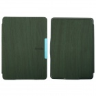 Protective PU Leather Case Cover w/ Auto Sleep for Amazon Kindle Paperwhite - Green