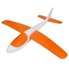 S186 Fashionable EPP Hand Launch Glider Airplane Toy - Orange + White