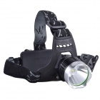 SingFire SF-630 800lm 3-Mode White Headlamp - Black (2 x 18650)